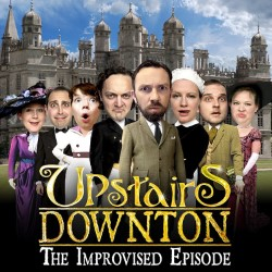 Upstairs Downton: The Improvised Episode. Copyright: BBC.