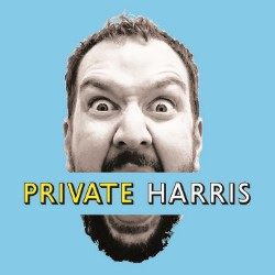 Private Harris. Ben Harris.