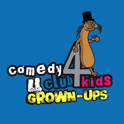 Comedy Club 4 Kids 4 Grown-Ups. Tiernan Douieb.