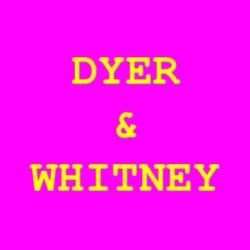 Dyer and Whitney: You and I.