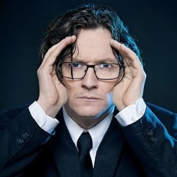 Ed Byrne - Outside Looking In. Ed Byrne. Copyright: BBC.