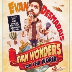 Evan Wonders of the World. Evan Desmarais. Copyright: BBC.