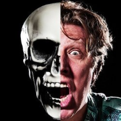 Gary Busey's One-Man Hamlet as Performed by David Carl. David Carl.