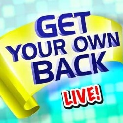 Get Your Own Back: Live!.
