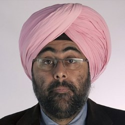 Hardeep Singh Kohli: Big Mouth Strikes Again. Hardeep Singh Kohli.
