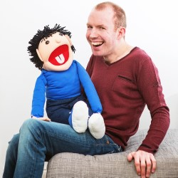 Lost Voice Guy: Disability for Dunces. Lee Ridley.