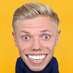 Rob Beckett: Mouth of the South. Rob Beckett.