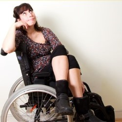 Not Disabled... Enough!. Romina Puma.