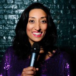 Shazia Mirza: A Work in Progress. Shazia Mirza.