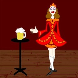The Bad Arm: Confessions of a Dodgy Irish Dancer.