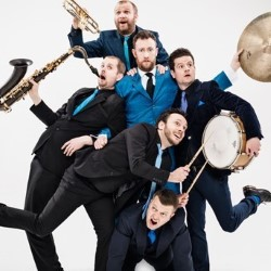 The Horne Section's Questions Sessions. Alex Horne.