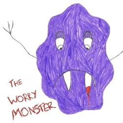 The Worry Monster.