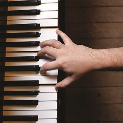 Adam Kay - Fingering A Minor on the Piano.