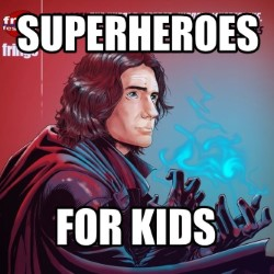 Andrew Roper - Superheroes for Kids.