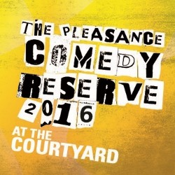 Comedy Reserve at the Courtyard.