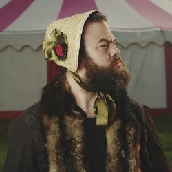 Dame Nature - The Magnificent Bearded Lady.