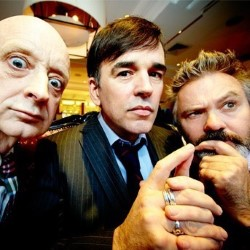 The Doug Anthony All Stars (DAAS) Live on Stage!.