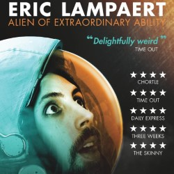 Eric Lampaert: Alien of Extraordinary Ability. Eric Lampaert.