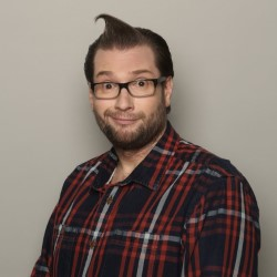 Gary Delaney: There's Something About Gary. Gary Delaney.