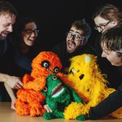 Glitch - The Improvised Puppet Show.