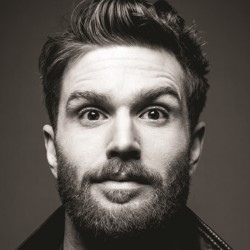 Joel Dommett: Pretending to Smoke With a Breadstick. Joel Dommett.