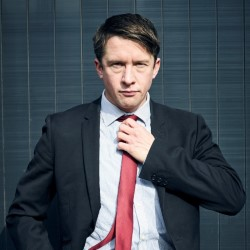 Jonathan Pie. Tom Walker.