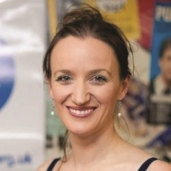 Late With Kate. Kate Smurthwaite.