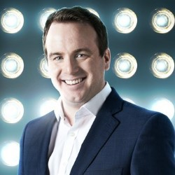 Matt Forde: It's My Political Party (and I'll Cry if I Want to). Matt Forde.