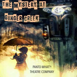 The Mystery at Ginger Creek: An Interactive Adventure.