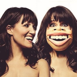 Nina Conti: In Your Face. Nina Conti.
