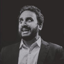 Nish Kumar: Actions Speak Louder Than Words, Unless You Shout the Words Real Loud. Nish Kumar.