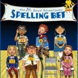 The 25th Annual Putnam County Spelling Bee.