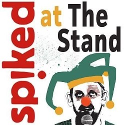 spiked at the Stand: Free!.