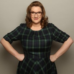In Conversation With Standard Issue. Sarah Millican.