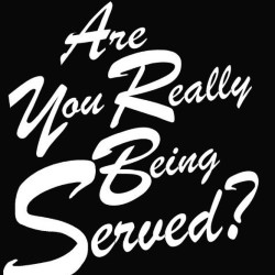 Are You Really Being Served? With Steve McLean. Steve Mclean.