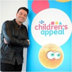 All Star Comedy in Aid of STV Children's Appeal. Des Clarke.