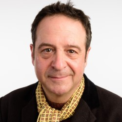 In Conversation With... Mark Thomas. Mark Thomas.