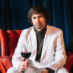 Marcel Lucont's Whine List. Alexis Dubus.