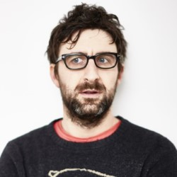 Mark Watson: This Is Not A Show Yet. Mark Watson.