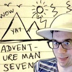 Mat Ewins Presents Adventureman 7: The Return of Adventureman. Mat Ewins.