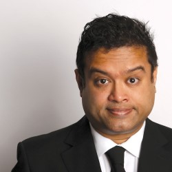 Paul Sinha: Shout Out to My Ex. Paul Sinha.
