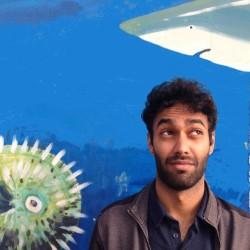 Sameer katz edinburgh fringe 2017 british comedy guide for Can fish drown