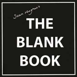 Sean Hughes's Blank Book.