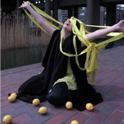 Siân Docksey's Totally Casual And Freewheeling Mystic Comedy: Lemon Torpedo.