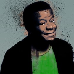 Stephen K Amos: Work in Progress. Stephen K Amos.