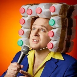Tim Vine: Sunset Milk Idiot. Tim Vine.
