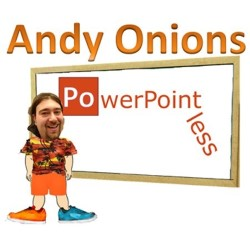 Andy Onions - PowerPointless. Andy Onions.