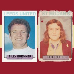 Billy Bremner and Me. Philip Differ.