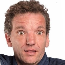 Henning Wehn: Get on With It. Henning Wehn.