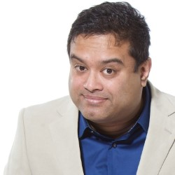 In Conversation With... Paul Sinha. Paul Sinha.
